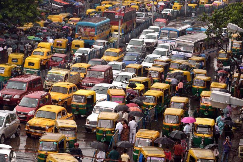 Delhi, prime impressioni e fuga